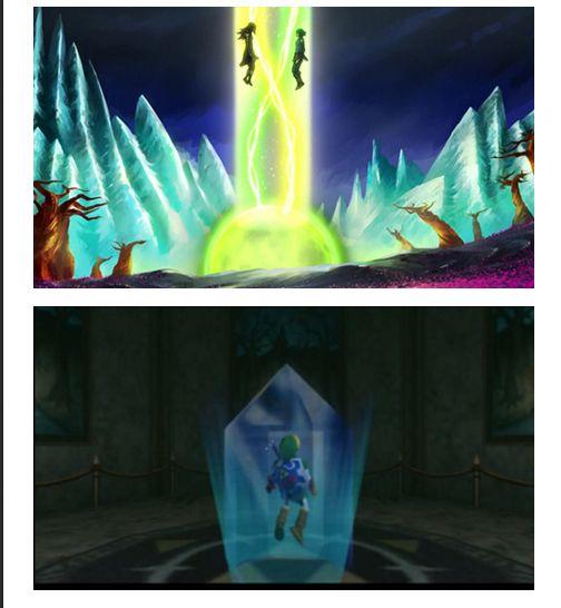 good chamber of sages-spirit world parallel