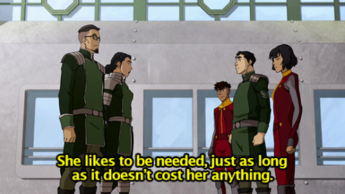 ouch true kuvira on suyin arrested development
