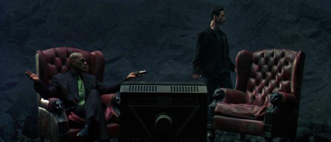 the matrix, still the best