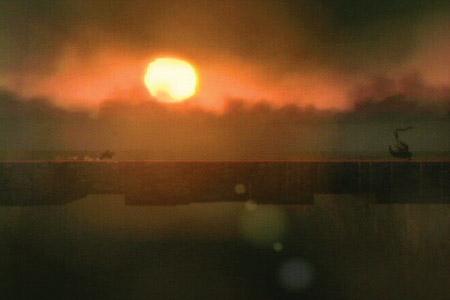 Sasaki Twilight Atmosphere
